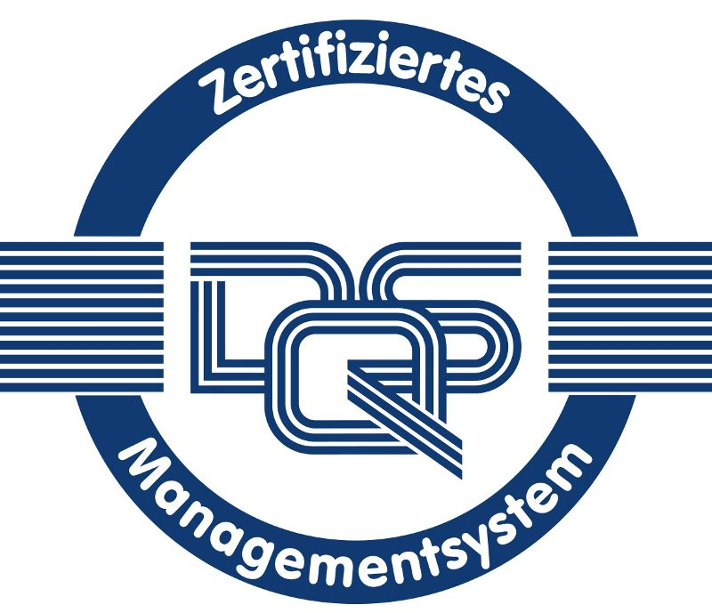 Zertifiziertes Managementsystem-D