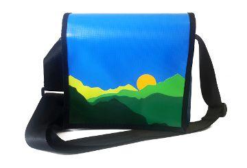 """Planentasche """"Handbag"""" Landschaft"""
